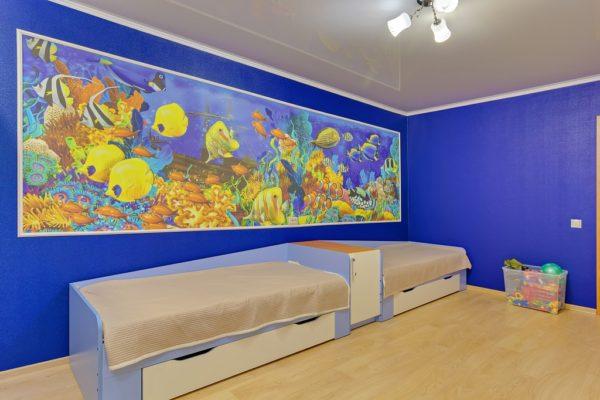 Мебель в детскую комнату на заказ в Калининграде
