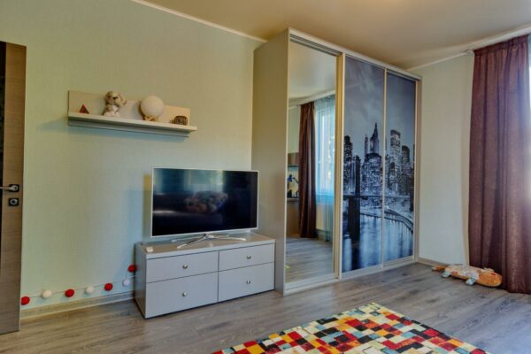 Детская комната для мальчика в Калининграде