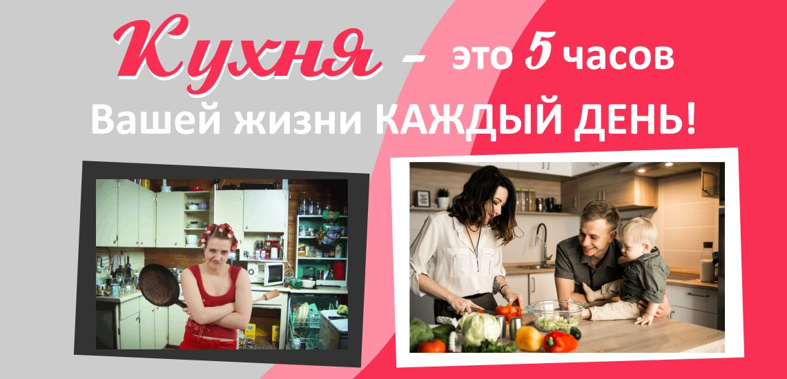 Кухни и шкафы-купе на заказ в Калининграде и области